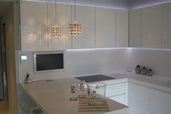 Alchimia Home - Soluzione arredo su misura - Cucina Montecarlo