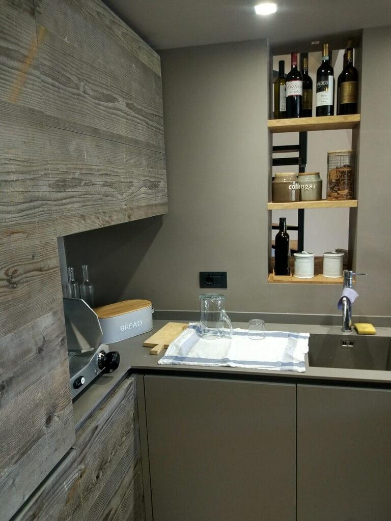 Restyling appartamento - Alchimia Home - Dettaglio cucina