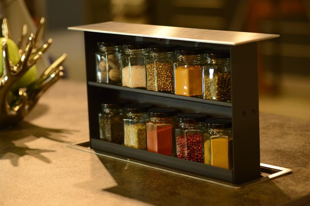 Accessori a scomparsa cucina -Alchimia Home