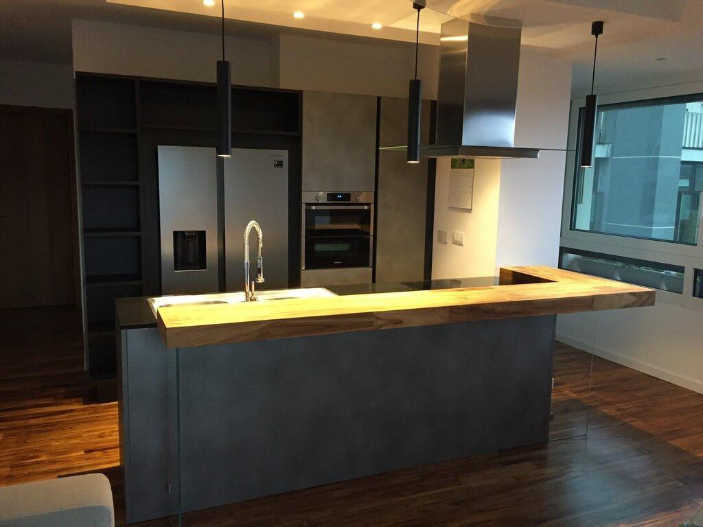 Alchimia Home - Soluzione arredo su misura - Cucina Torino Corso Turati - Vista generica